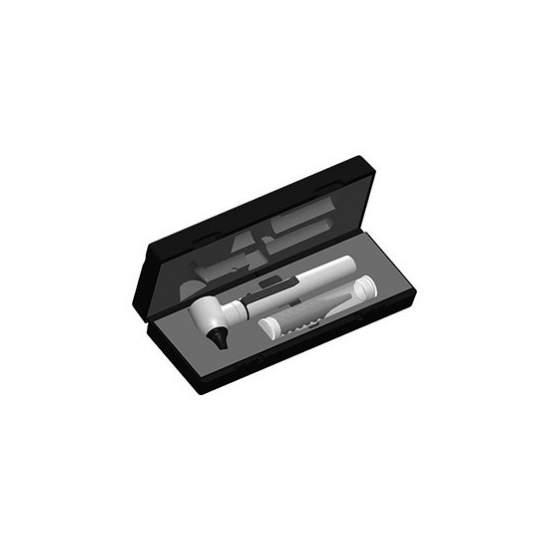 OTOSCOPE E-SCOPE BLACK XENON LIGHT IN CASE. 2111-202 - Otoscope