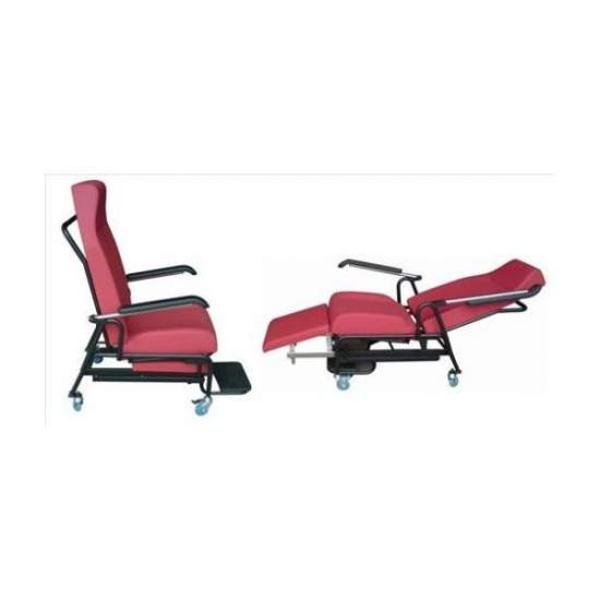 Chair rest and transfer