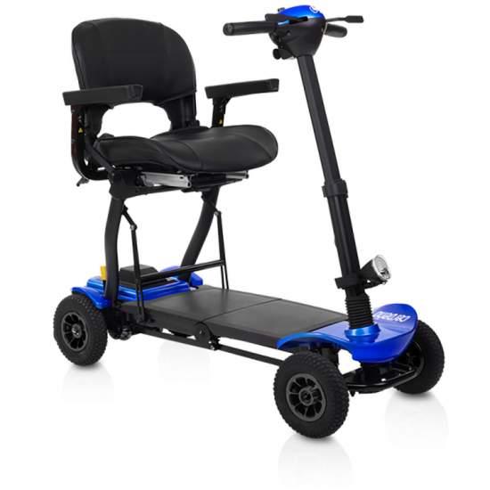Scooter eléctrico y plegable Cerdeña de totalcare