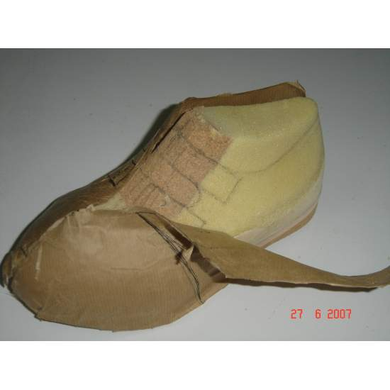 ORTHOPEDIC SHOE AS