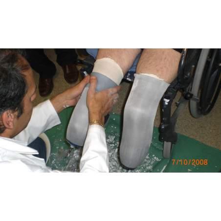 Bilateral amputação de membros inferiores
