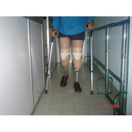 Amputazione bilaterale degli arti inferiori
