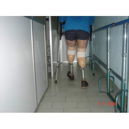Bilatérale amputation des membres inférieurs