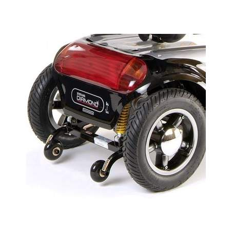Sterling Scooter Diamante