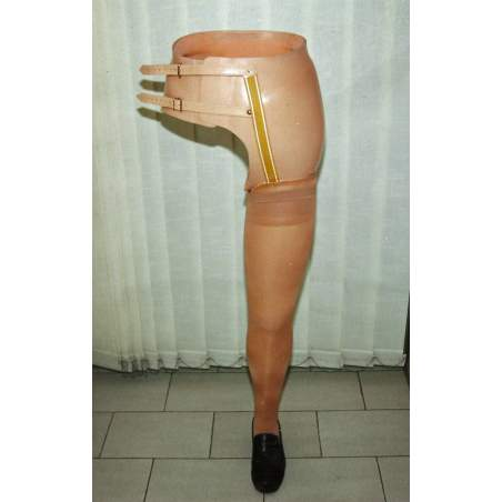 Hip disarticulation prostheses