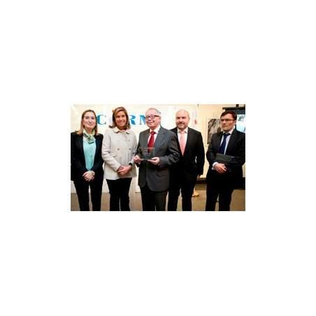 """O vice-presidente do Conselho Consultivo de Saúde recebeu a distinção """"Amigo de Deficiência"""""""