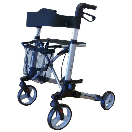 Andador Rolator plegable Taurus 2 - Andador rolator plegableAD239
