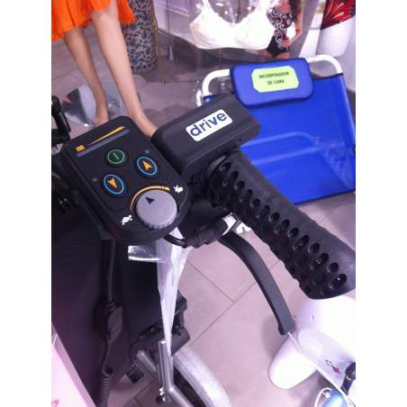 motor eletrônico S-Drive PowerStroll