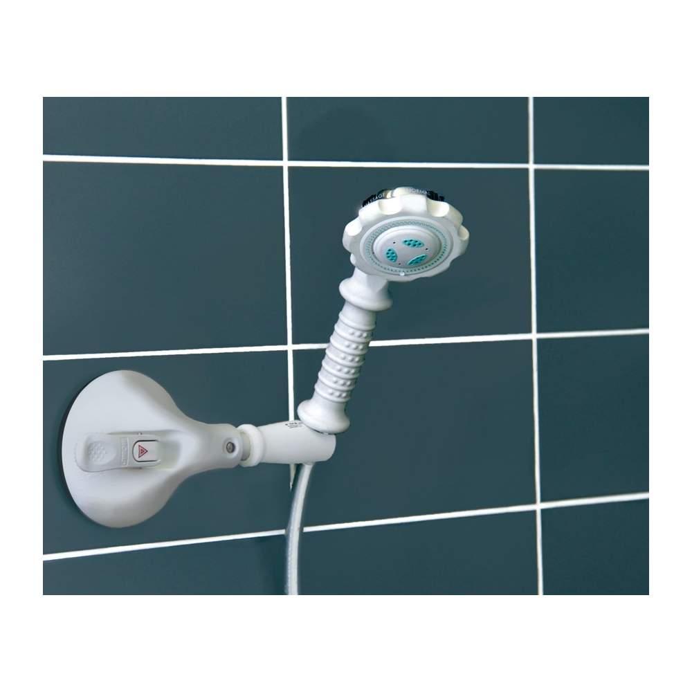 Soporte para telefono de ducha ad573 for Telefono ducha