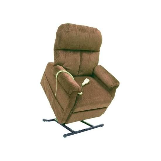 Cocoa télésiège AD751 - Les chaises de levage et de détente ont un fonctionnement entièrement électronique.