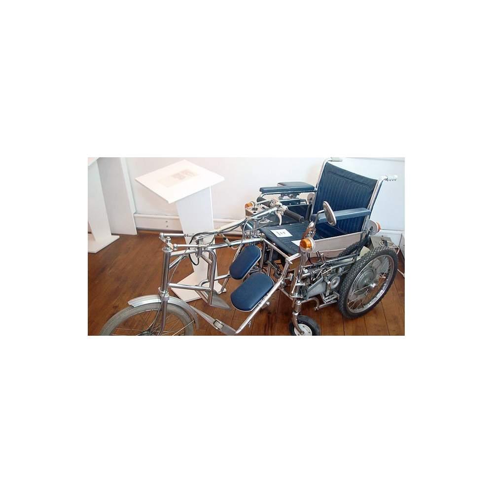 De viaje a la ortopedia - El sistema de financiación de ayudas ortopédicas obliga a adelantar el 100% del coste del producto.