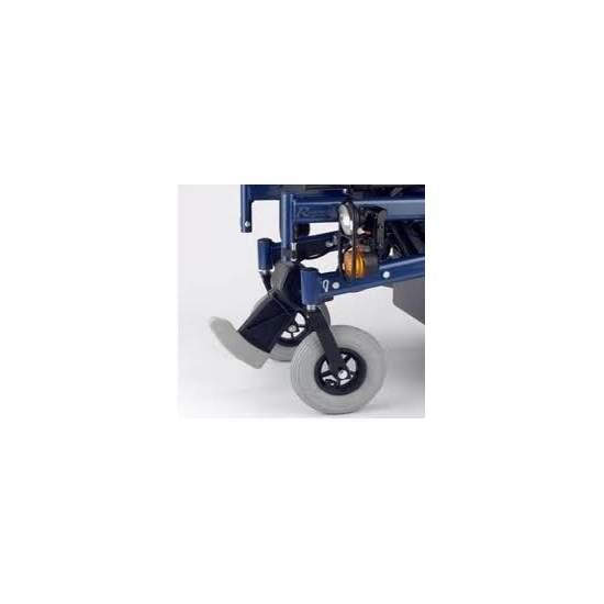 Kerb alpinista cadeira rumba - Rumba cadeira de rodas freio alpinista