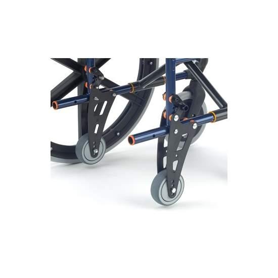 Ruote di transito - Sedia a rotelle Transit ventilata