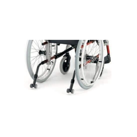 Wheels rolar - Rodas anti-volteio (par)