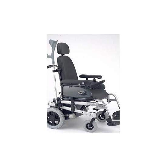Titular muleta para cadeira de rodas eléctrica Rumba - Acessórios para pólos