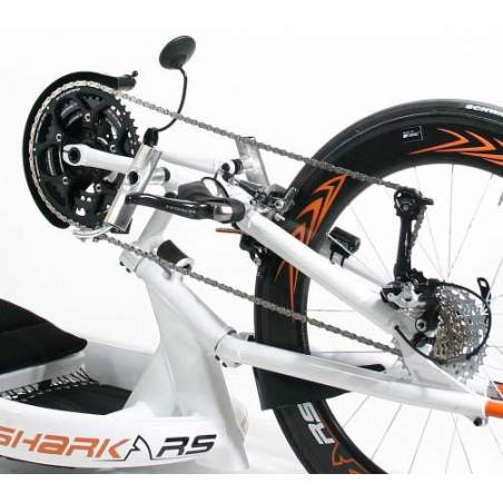 Shark RS sport sedia Sunrise Medical