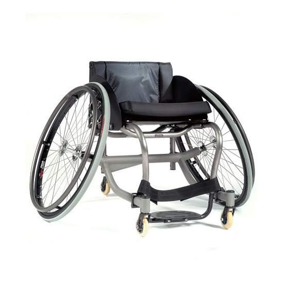 Match Point Aluminium Chair de sport