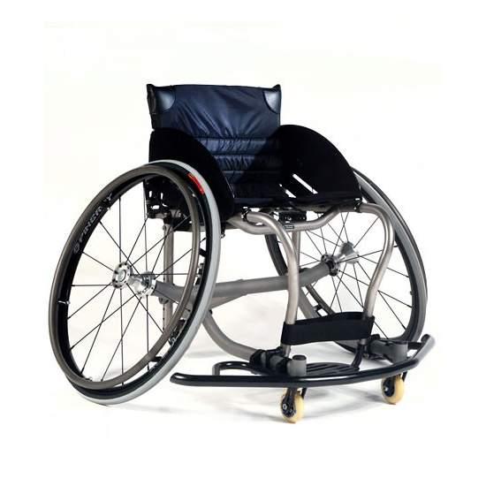 Silla deportiva ultraligera All Court Ti titanio