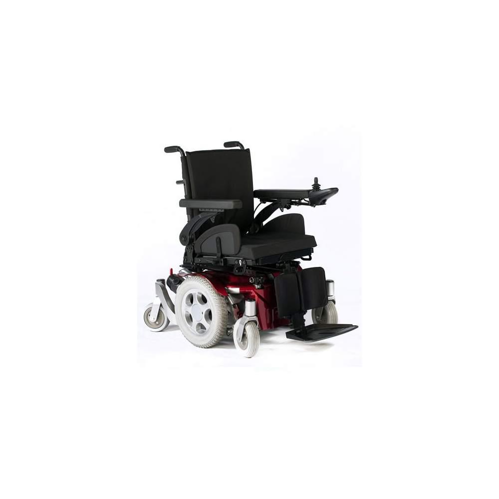 Elettronica sedia Quickie Salsa M - Eccellente manovrabilità all'interno, con un grande spettacolo all'aperto                    Seg.Social Codice Fornitura 12212703