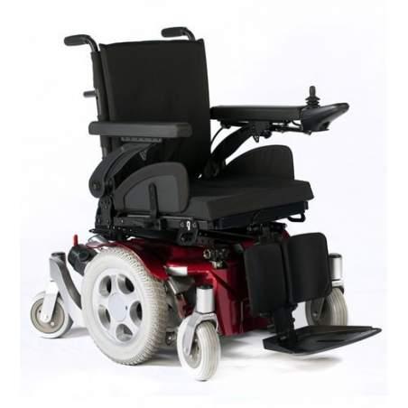 Eletrônico cadeira Quickie Salsa M