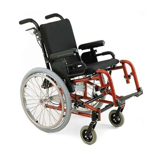 Zippie pediatria cadeira TS - Cadeira fixa com sistema de inclinação de até 45 °