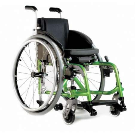 Silla pediátrica Youngster 3 de aluminio