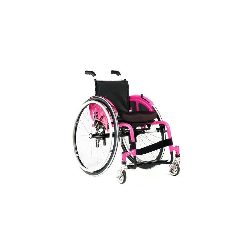 Cadeira de criança fixada Simba - A cadeira rígida, com crescimento de luz ajustável