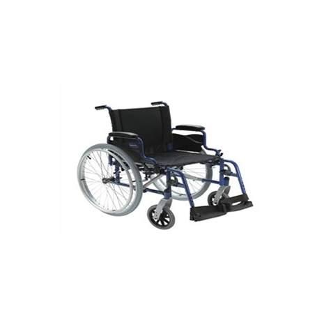 Action steel chair 1 autopropulsable