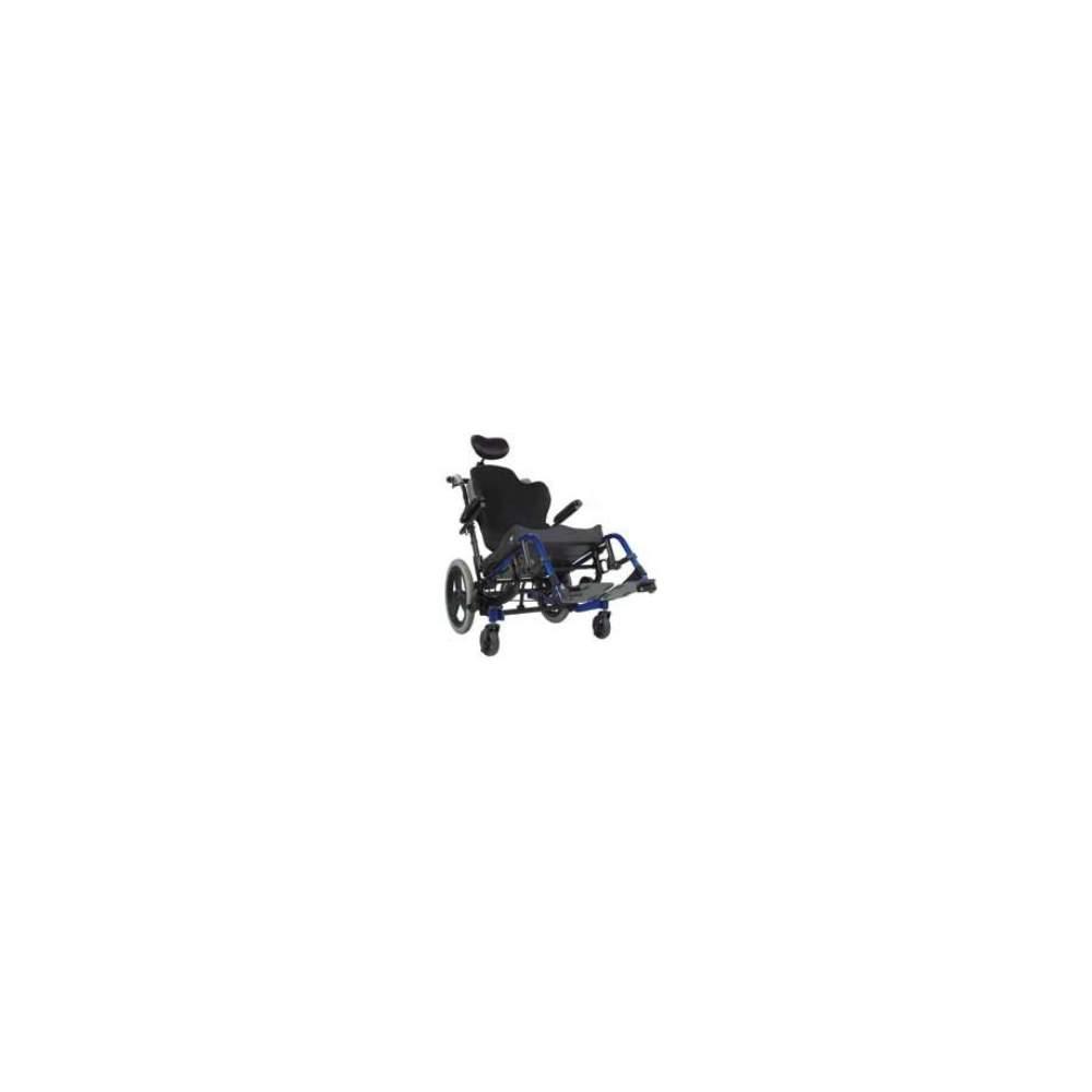 POSICIONAMENTO CADEIRA DE RODAS IRIS - A Quickie IRIS apresenta um design inovador, que permite que o assento para rodar em relação à base, para que o centro de gravidade do utilizador permanece constante quando ele...
