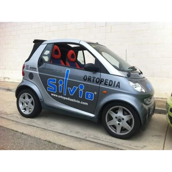 Silvio gruppo pubblicitario Autoveicoli