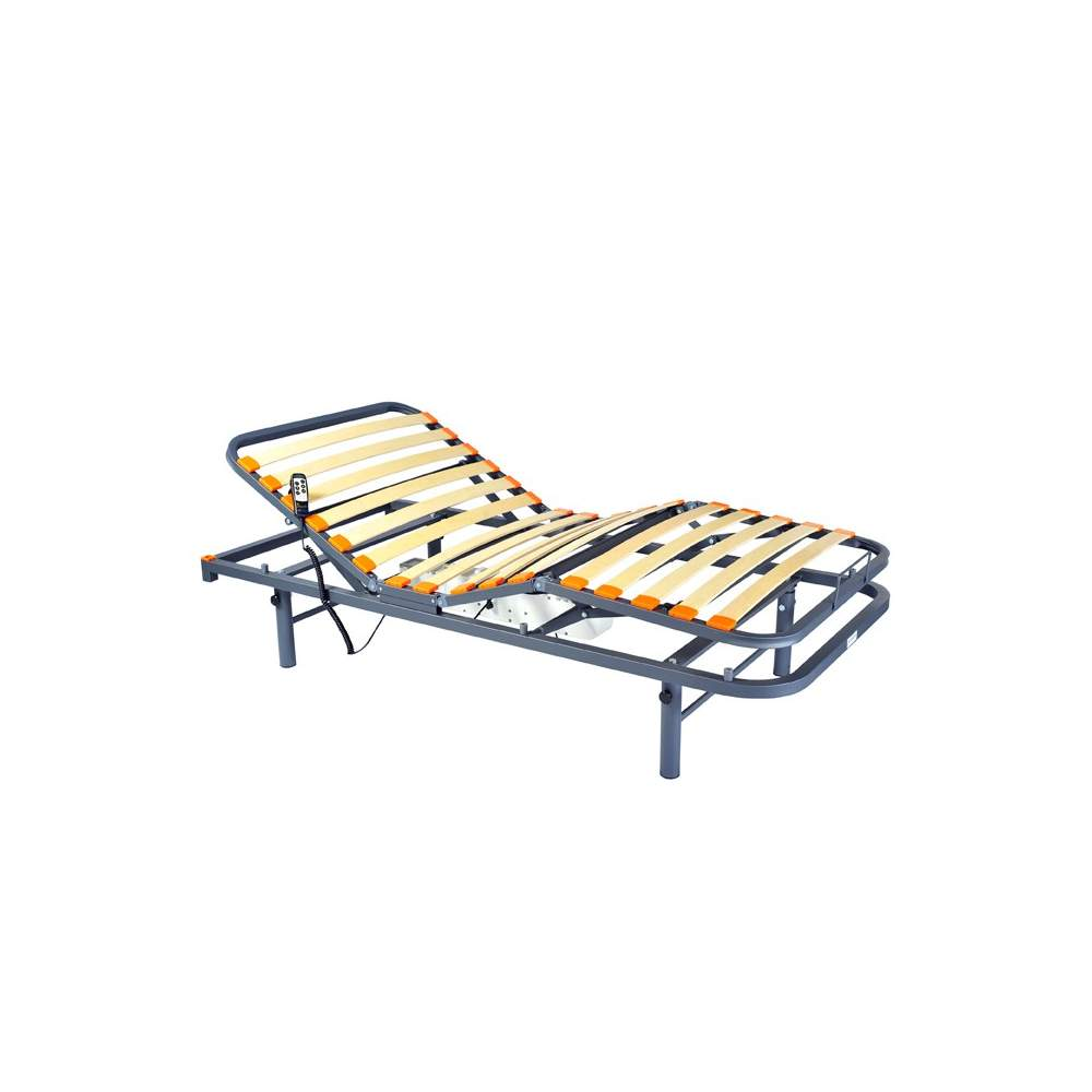 lectriques articul s lit geria 4 avions et des pieds r glables. Black Bedroom Furniture Sets. Home Design Ideas
