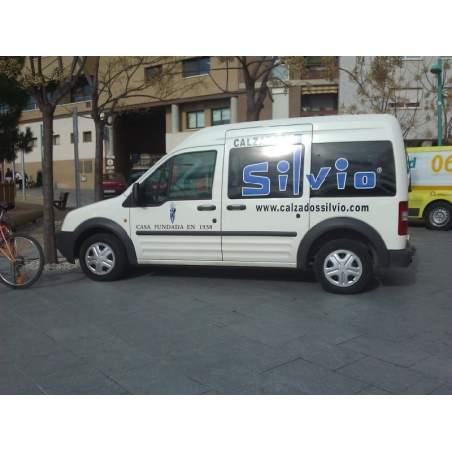 Groupe Silvio Véhicules publicitaires