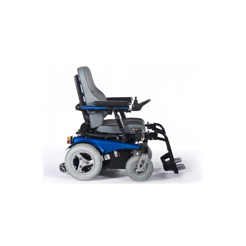 Silla de ruedas el ctrica quickie jive for Silla de ruedas electrica