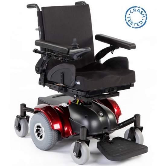 Quickie Hula - Elektronische rolstoel voor interieurs