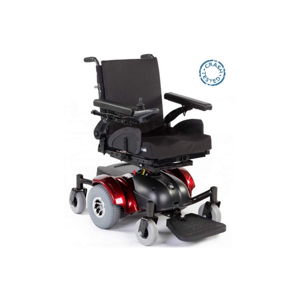 Quickie Hula - Silla de ruedas electrónica para interiores - Quickie Hula chair inside a compact and handy. Exceptional maneuverability in tight spaces