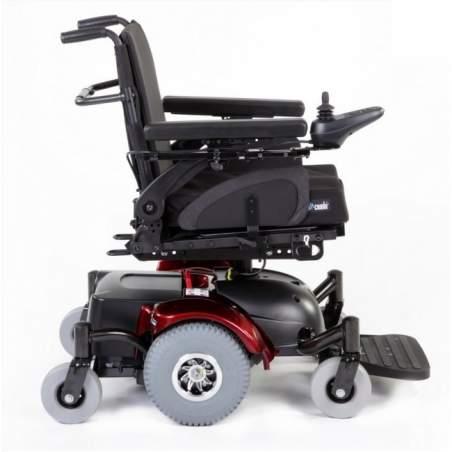 Quickie Hula - Silla de ruedas electrónica para interiores