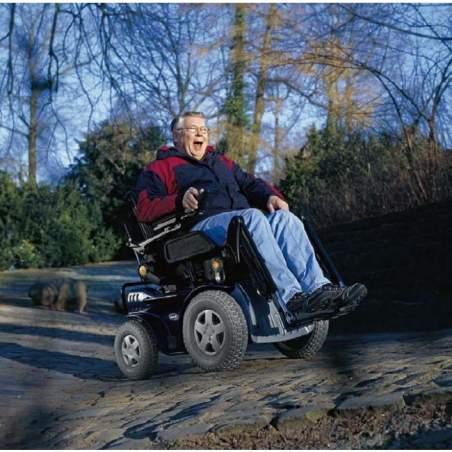 G50 Invacare - sedia a rotelle elettronica esterna con frontale