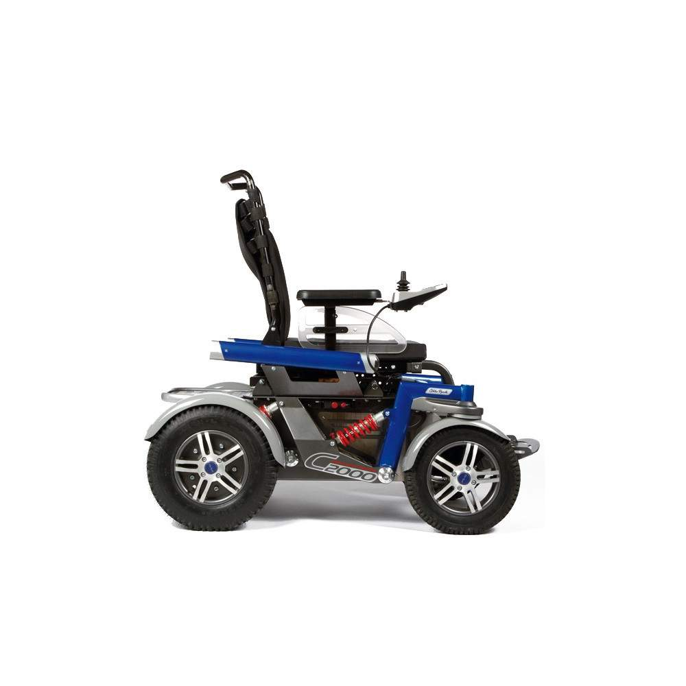 Otto Bock C2000 power wheelchair for outdoor - Otto Bock C2000 power wheelchair for outdoor high robustness and autonomy.