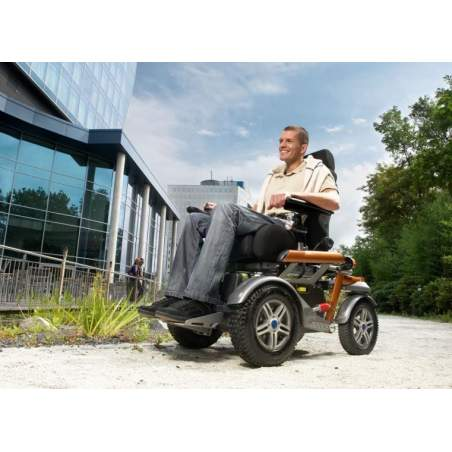 Otto Bock C2000 silla de ruedas eléctrica para exteriores