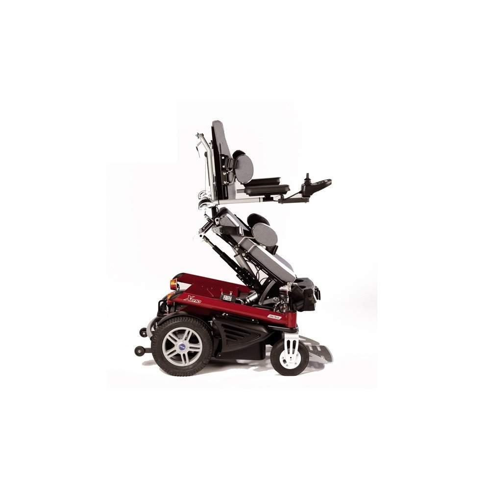 Otto Bock Xeno, electric wheelchair's Standing