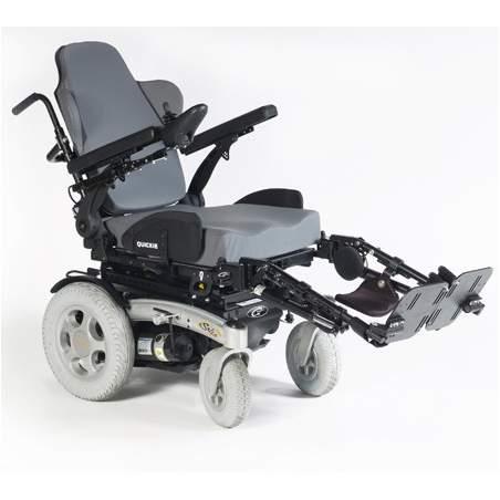 Rapidinha Salsa - cadeira de rodas eletrônica