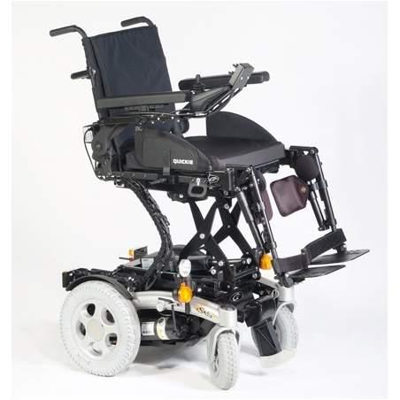 Quickie Salsa - Silla de ruedas electrónica