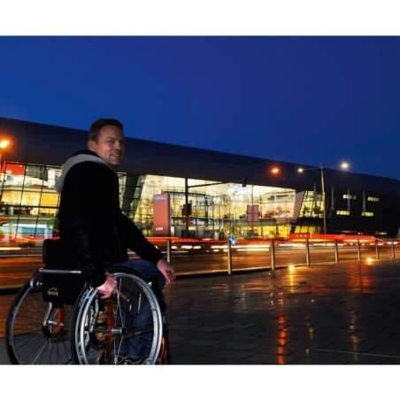 Aluminium Quickie fauteuil roulant Vie R