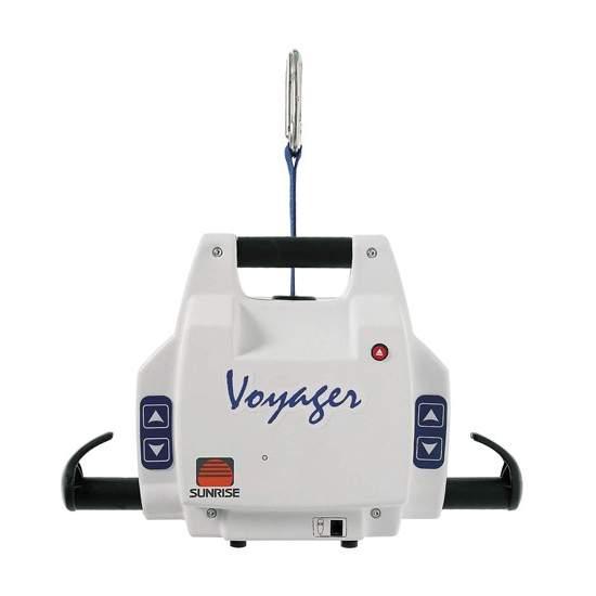 Oxford Voyager teto guindaste Sunrise - Voyager é uma solução única no limite elevadores portáteis para o repouso, asilos e hospitais. Quer seja para seu uso continuado em casa, emergências ou soluções alternativas, ou nos casos em que um teto fixo grua não é suficiente