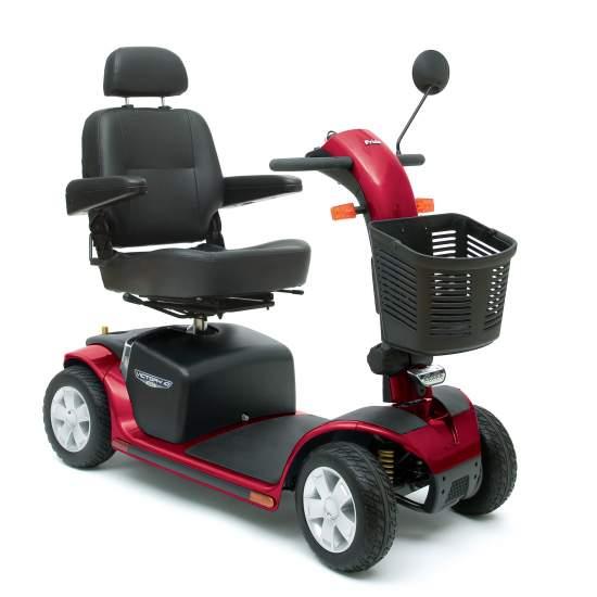 Scooter compacto de gran autonomía VICTORY 10 DX - Con un gran diseño y unos detalles muy cuidados, el VICTORY 10DX está a la altura de los usuarios más exigentes.