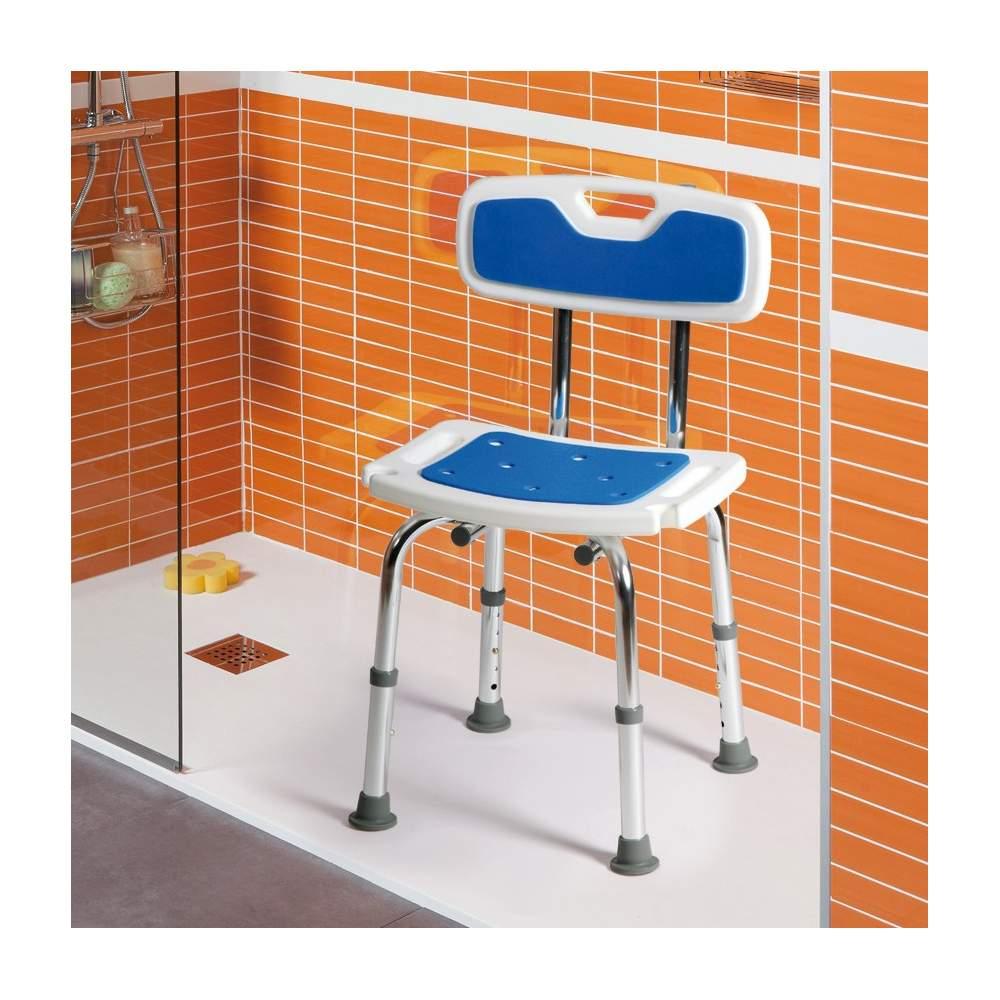 chaise en aluminium souple Samba