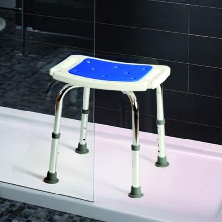 Samba Soft aluminum stool