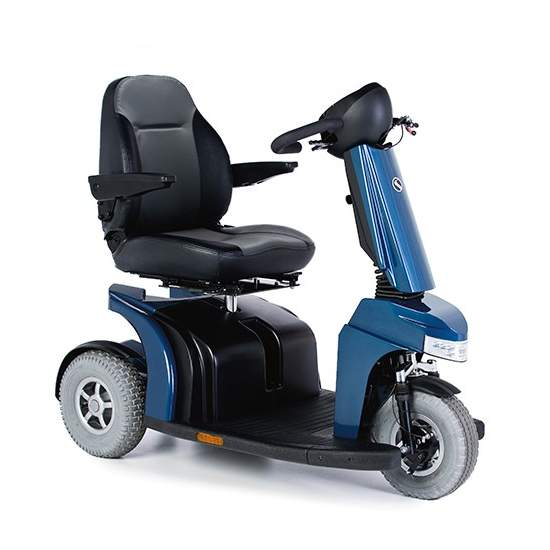 Scooter Elite 2 XS - Vitesse et de confort scooter 3 roues