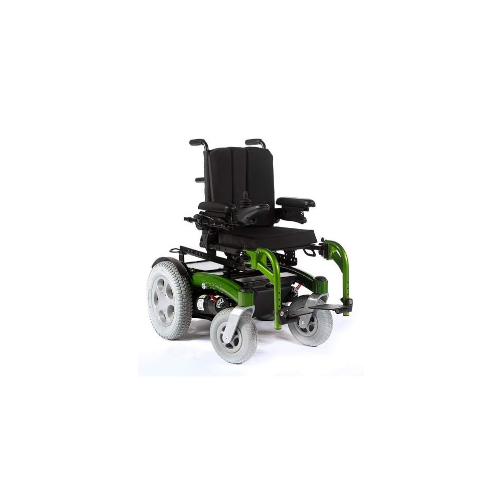Zippie Chair Salsa - Zippie Salsa offers great performance in rough terrain, thanks to its robust structure, its power and its large wheels. With adjustable seat width and depth to accommodate the...