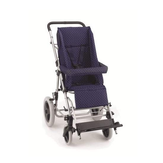 Nido chair Sunrise Medical - For children with cerebral palsy. Folding. Reclining back and front protector.